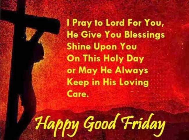 Happy Good Friday Quotes 2019 Wishes Messages Greetings ...