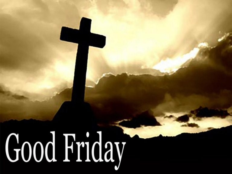Happy Good Friday Wallpapers
