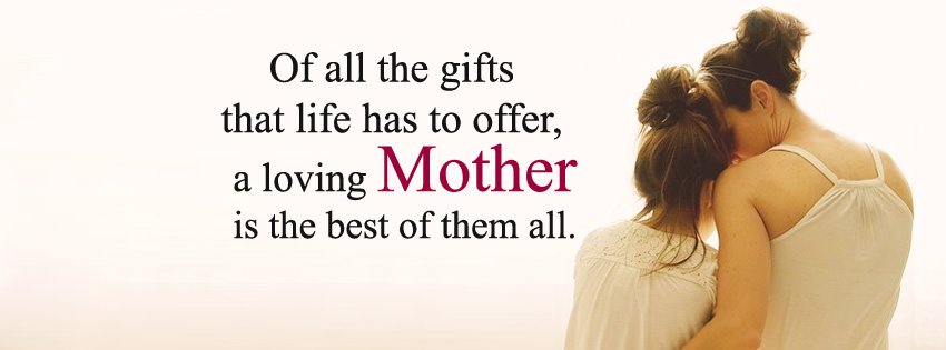 Happy Mothers Day Facebook Cover Pictures