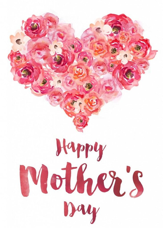 Happy Mothers Day Greetings Images