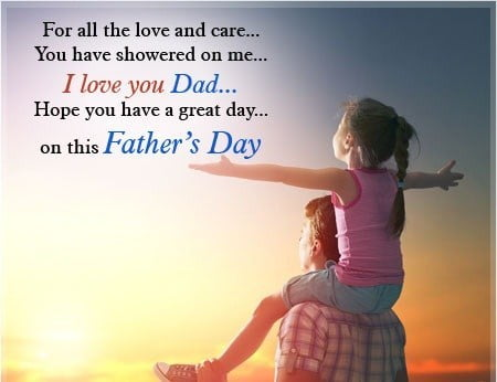 Fathers Day Wishes Messages