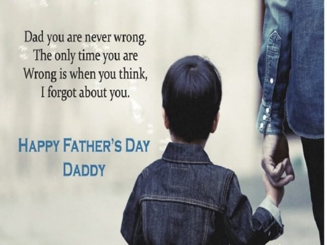 Fathers Day Wishes for Son