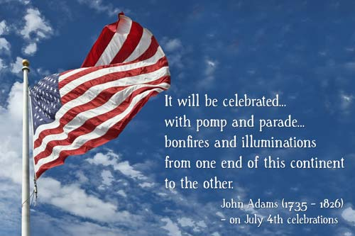 Happy 4th of July Greeting