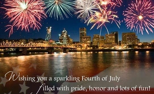 Happy 4th of July Greetings Images