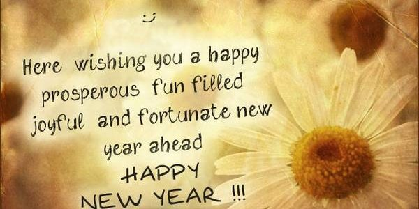 Advance Happy New Year Quotes