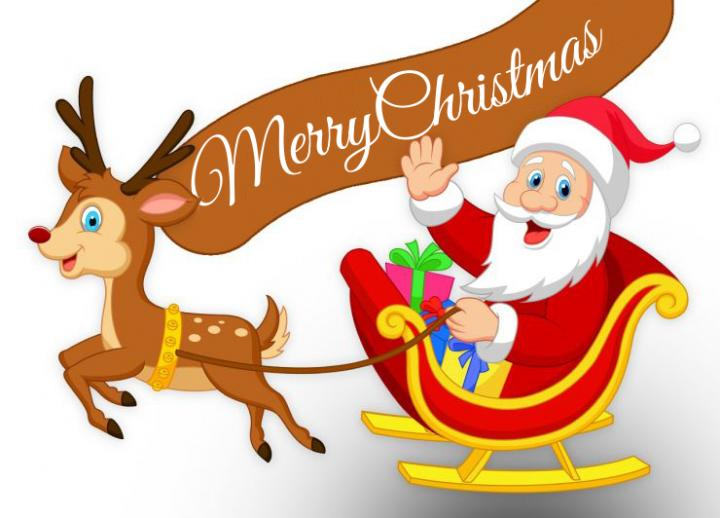 Cute Merry Christmas Images