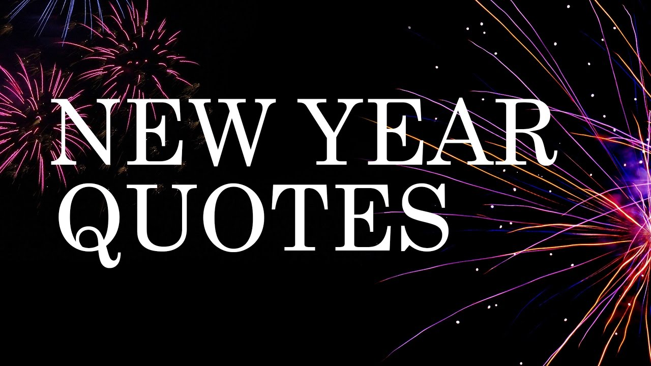 Happy New Year Quotes In English 99