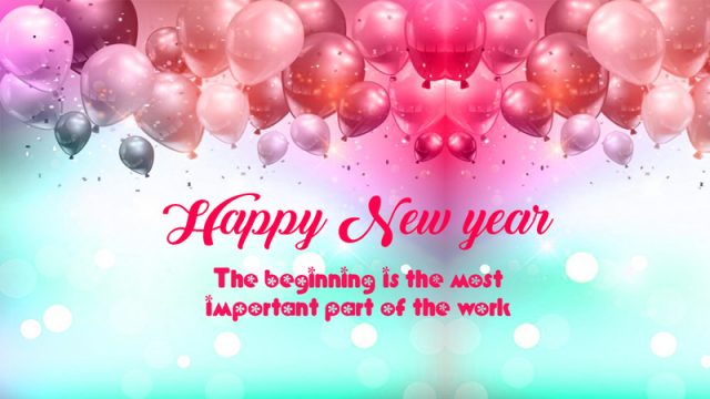 Advance Happy New Year Wishes Images