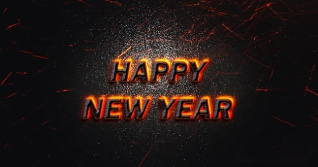 Free New Year Photos