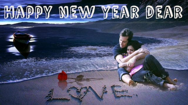 Happy New Year Greetings Message