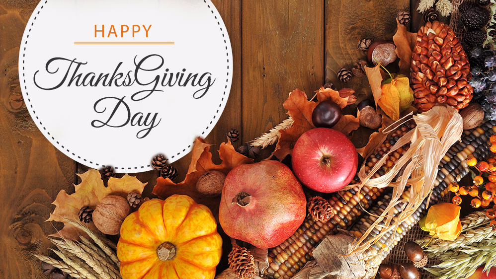 Thanksgiving Greetings Messages