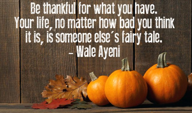 Thanksgiving Messages For Business