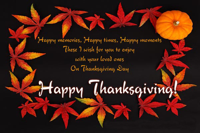Thanksgiving Quotes for Family