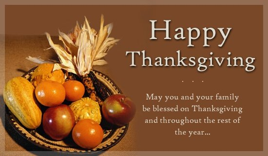 Thanksgiving Wishes Messages