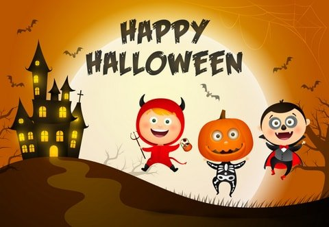 Happy Halloween Images 2019