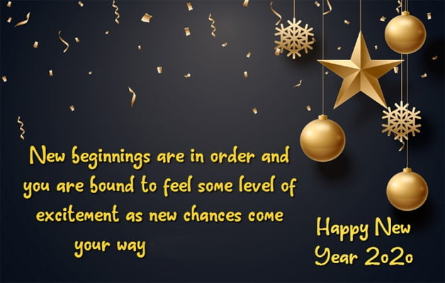 Best New Year Wishes Quotes Images