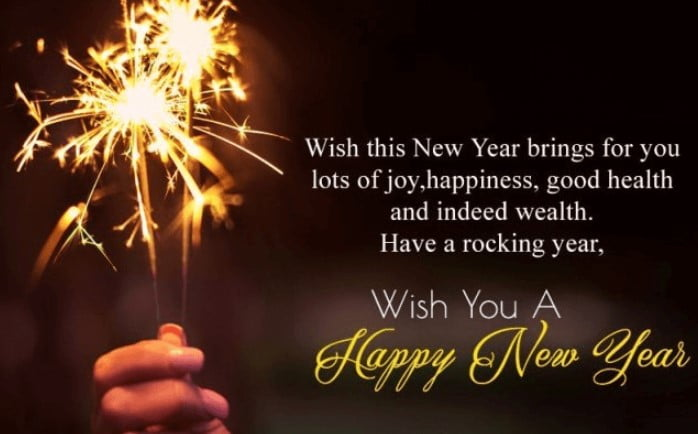 New Year Wishes Greetings Messages
