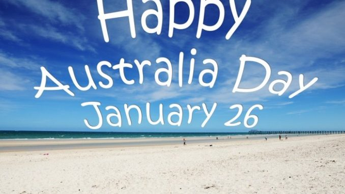 Australia Day Facebook Cover