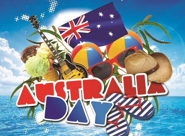 Australia Day Free Images