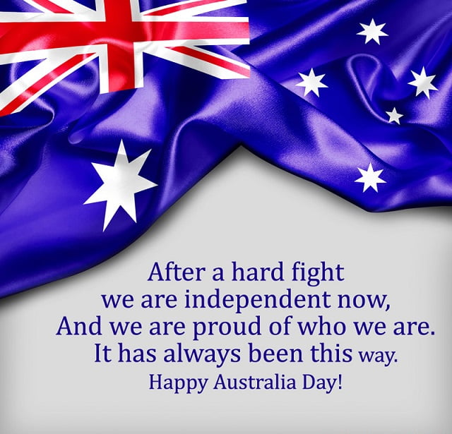 Australia Day Wishes Images