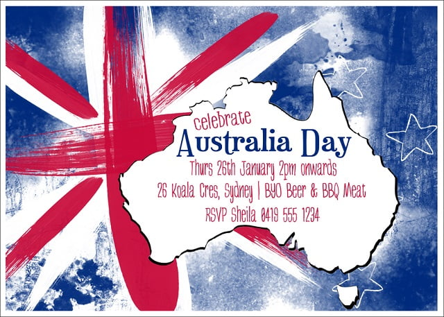 Australia Day Wishes