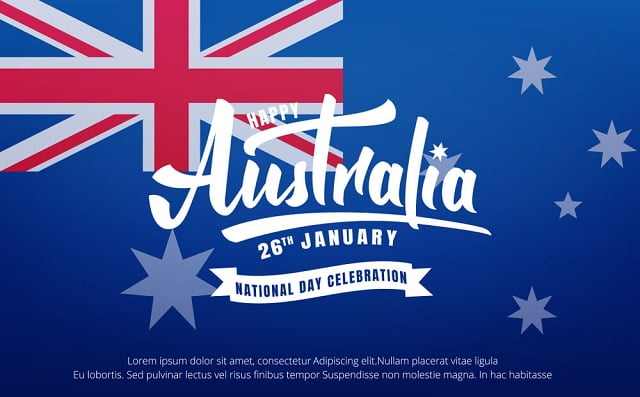 Happy Australia Day 2020 Images
