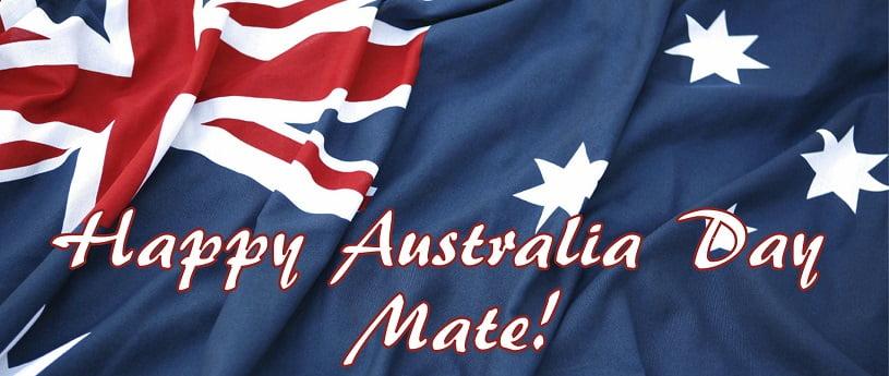 Happy Australia Day Facebook Images
