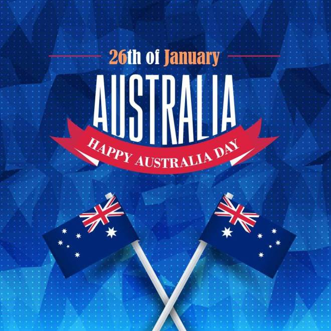 Happy Australia Day Greeting Cards
