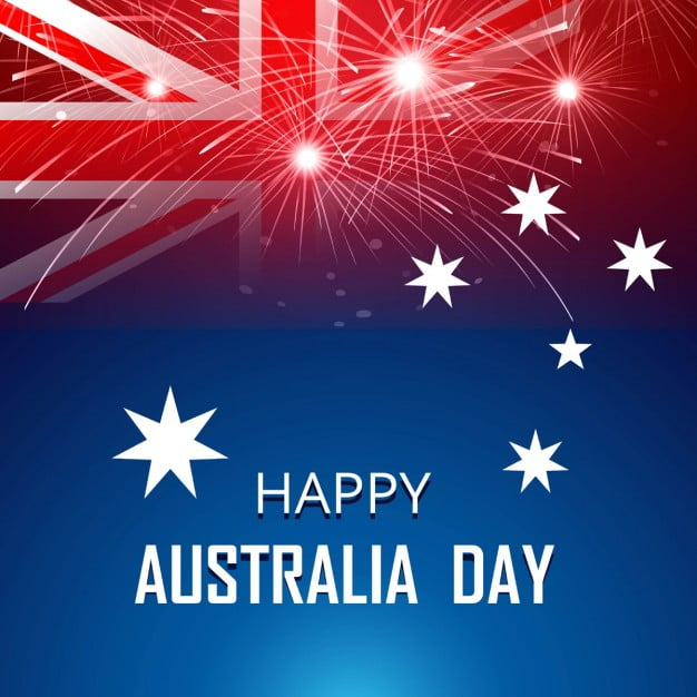 Happy Australia Day Greetings