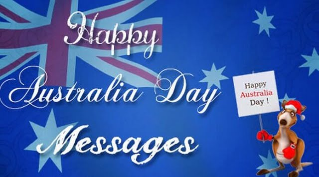 Happy Australia Day Messages