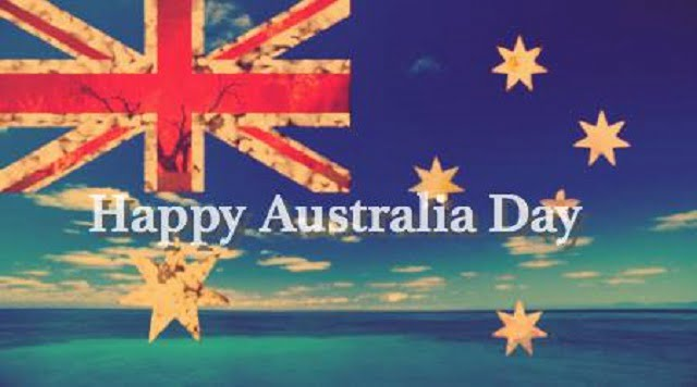 Happy Australia Day Wallpapers