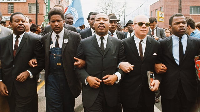Martin Luther King Marching Photos