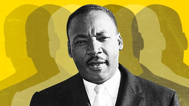 Printable Pictures of Dr Martin Luther King Jr
