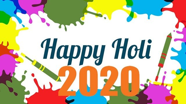 Happy Holi Images 2020 Download