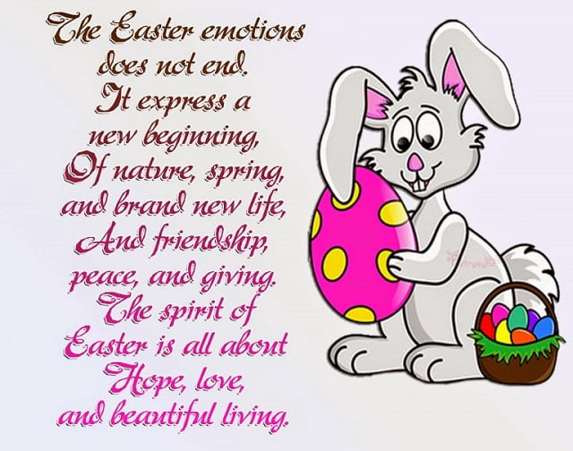 Happy Easter Speeches