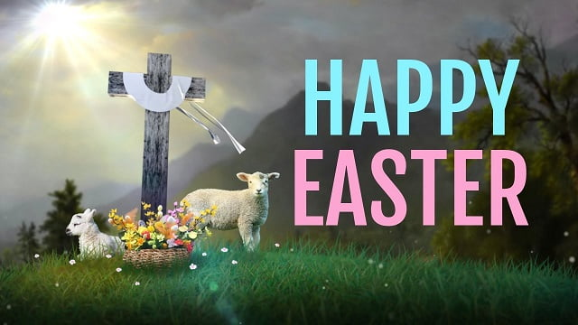 Happy Easter Status