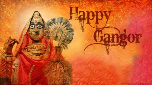 Happy Gangaur 2020 Images