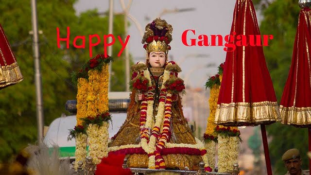 Happy Gangaur Images