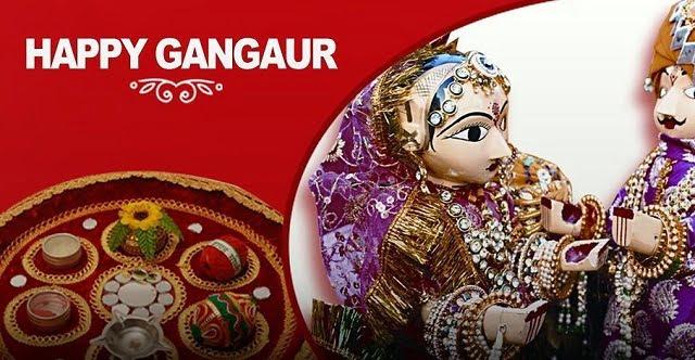 Happy Gangaur Wallpaper