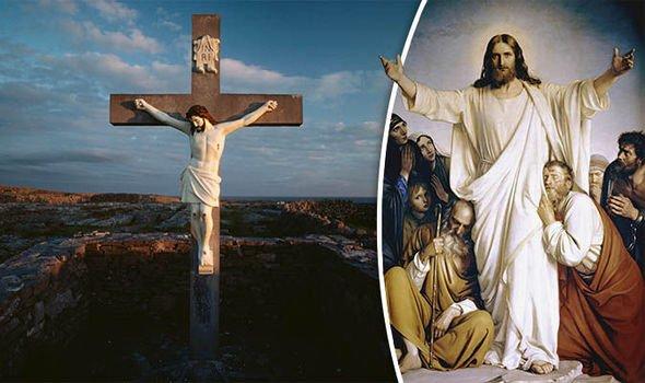 Jesus Christ Risen Images
