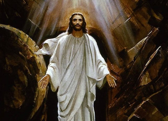Jesus Risen Images HD