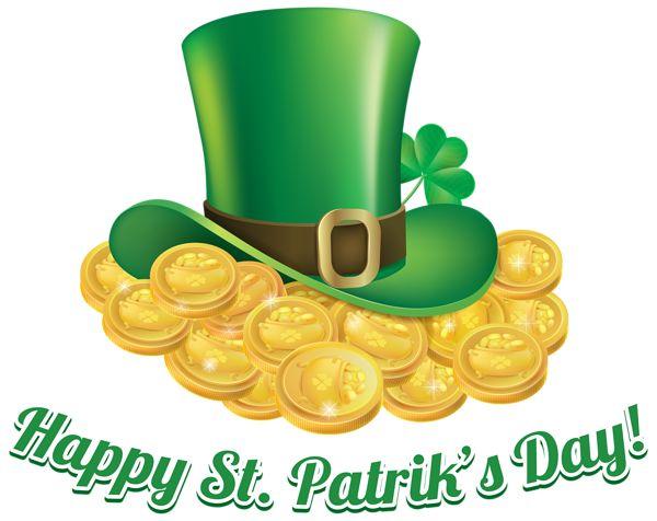 St Patrick's Day Clip Art Images