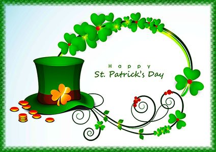 St Patrick's Day Clip Art Photos