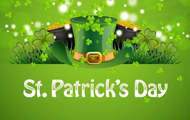 St Patrick Images