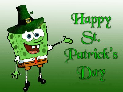 St Patrick's Day Cartoon Images