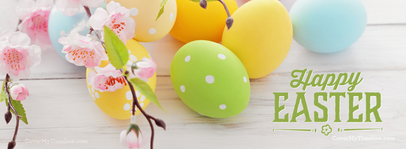 Easter Facebook Timeline Covers