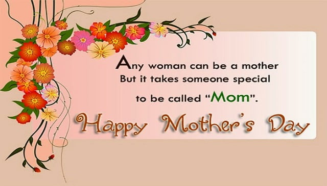 Advance Mothers Day Wishes